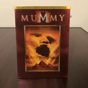 DVD The Mummy (1999)(2-Disc Deluxe Edition)🎞